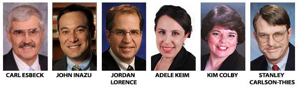 2014 Religious Liberty Panelists