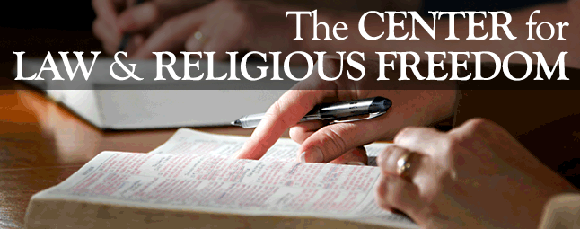 The Center for Law & Religious Freedom