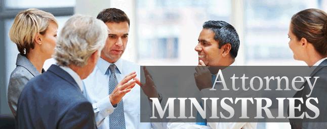 Attorney Ministries