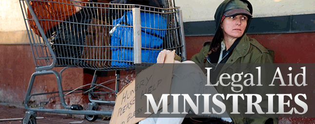 Legal Aid Ministries