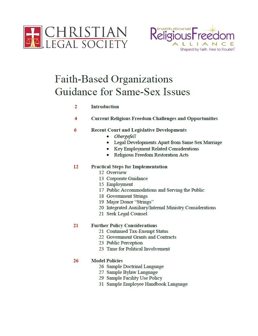 NonProfit White Paper Cover