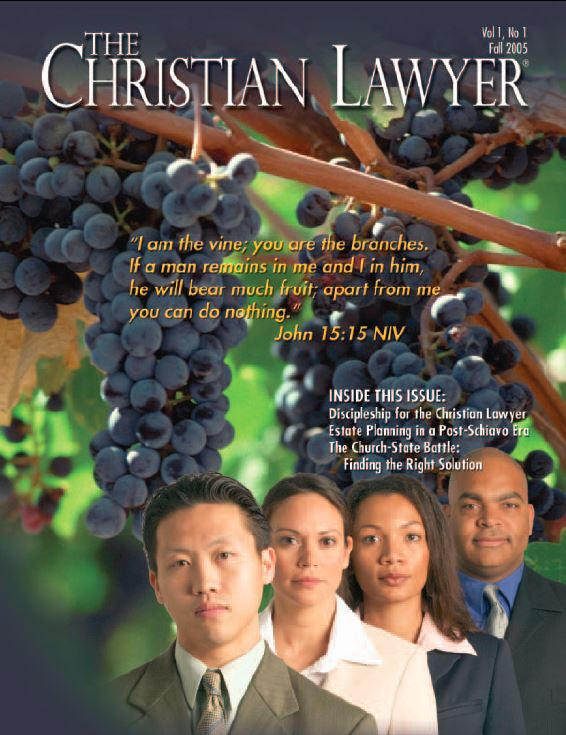 2005 Fall Christian Lawyer